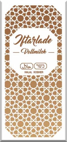 Iftarlade – Halal Schokolade 100g