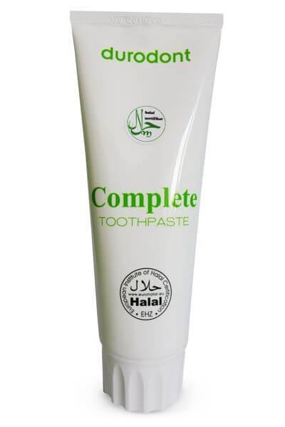 Halal-Zahnpasta