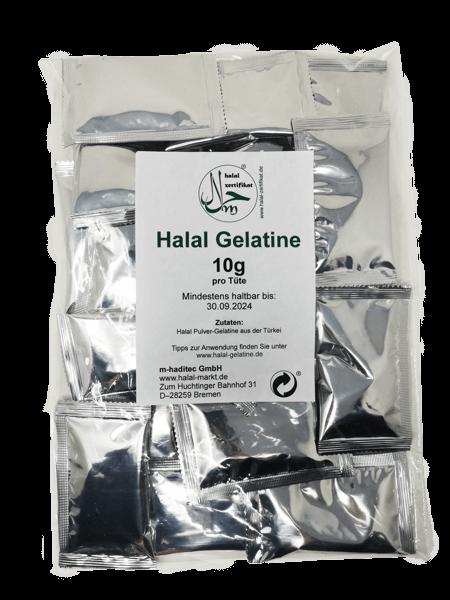 Halal-Gelatine